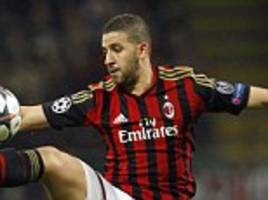 ac milan set to launch bid to sign £6m qpr outcast taarabt on a permanent deal